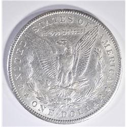 1902-S MORGAN DOLLAR AU/BU CLEANED