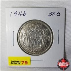 Canada Fifty Cent : 1946