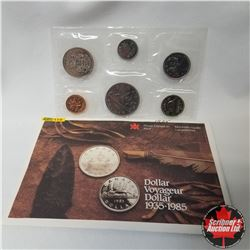 CHOICE OF 6 : Canada RCM Proof Uncirculated Year Set : 1985