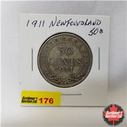 Newfoundland Fifty Cent : 1911
