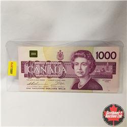 Canada $1000 Bill 1988 (Thiessen/Crow S/N#EKA0662960)