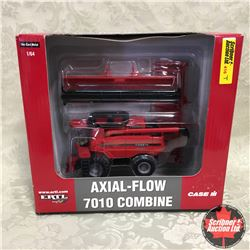 CHOICE of 2: CASE IH Axial-Flow 7010 Combine: (Scale: 1/64)