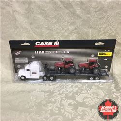 CHOICE of 3: CASE IH Equipment Hauling Set (Scale: 1/64)