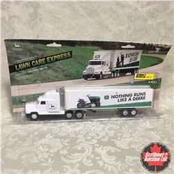 CHOICE of 2: John Deere Lawn Care Express (Scale: 1/64)