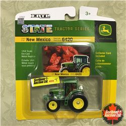"""John Deere 6420 """"State Tractor Series New Mexico"""" (Scale: 1/64)"""