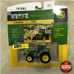 "John Deere 7330 ""State Tractor Series Alabama"" (Scale: 1/64)"
