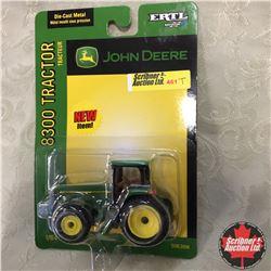 John Deere 8300 (Scale: 1/64)