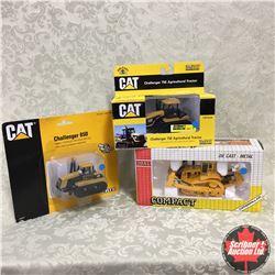 CAT Combo: D10,(Scale: 1/70), Challenger 75E, Challenger 85D(Scale: 1/64)