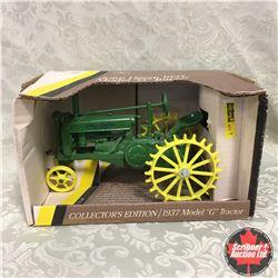 John Deere Model G Steel Wheel Collectors Edition (Scale 1/16)