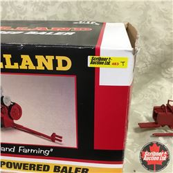 New Holland Resin 66 Engine Powered Baler (Scale 1/16)