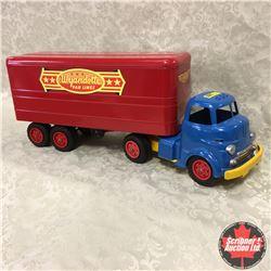 Wyandotte Van Lines Truck & Trailer