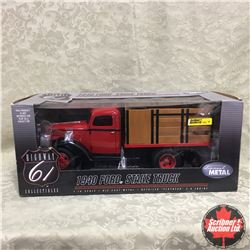 "1940 Ford Stake Truck (Scale 1/16) ""Red"""