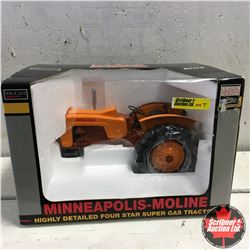 Minneapolis-Moline Highly Detailed 4 Star Super Gas Tractor (Scale: 1/16)