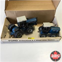 Ford Bi-Directional & 4 Wheel Drive Tractors (Scale 1/32)