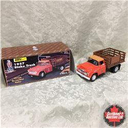 "1957 Stake Truck ""CASE""  (Scale 1/25)"