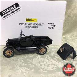 1925 Ford Model T Runabout  (Scale: 1/24)