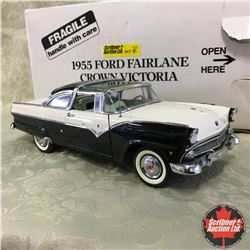 1955 Ford Fairlane Crown Victoria (Scale: 1/24)