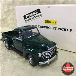1953 Chevrolet Pickup  (Scale: 1/24)