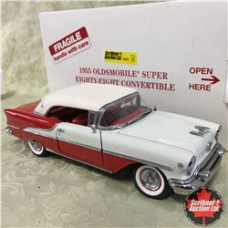 1955 Oldsmobile Super Eighty-Eight Convertible (Scale: 1/24)