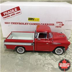 1957 Chevrolet Cameo Carrier (Scale: 1/24)
