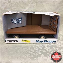 Hay Wagon (Scale: 1/16)