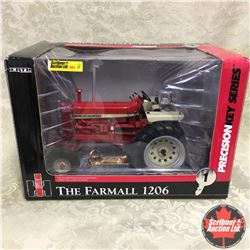 "Farmall 1206 ""Precision Key Series #1"" (Scale: 1/16)"