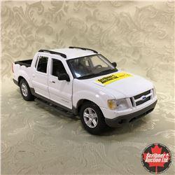 Ford Explorer Sport Trac (Scale 1/25)