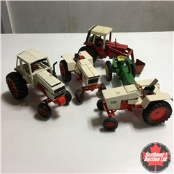 Variety of Used Tractors (Scale 1/16)