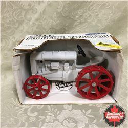 Fordson Steel Wheel (Scale: 1/16)