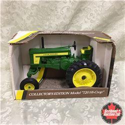 "John Deere 720 Hi-Crop  ""2 cylinder Club Special 1990"" (Scale: 1/16)"