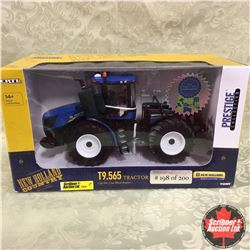 """New Holland T9565 Prestige Collection """"198 of 200"""" (Scale: 1/32)"""
