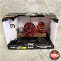 John Deere Waterloo Boy 2HP Engine (Scale: 1/16)