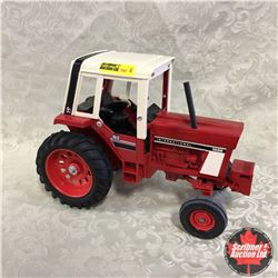 IH 1586 w/Front Weights & 3 Point Hitch (Scale: 1/16)