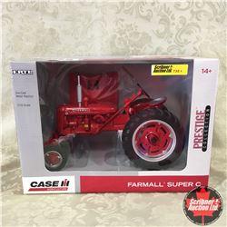 """Farmall Super C """"Prestige Collection"""" (Scale: 1/16)"""