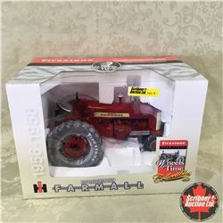 """Farmall 450 w/Electroll """"Firestone Limited Edition 3249 out of 4000"""" (Scale: 1/16)"""