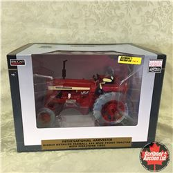 """IH 544 Wide Front w/Firestone Tires """"PA Farm Show 19 of 300"""" (Scale: 1/16)"""