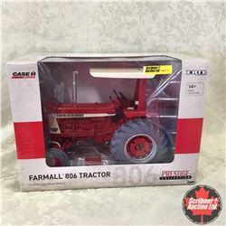 """Farmall 806 """"Prestige Collection"""" (Scale: 1/16)"""