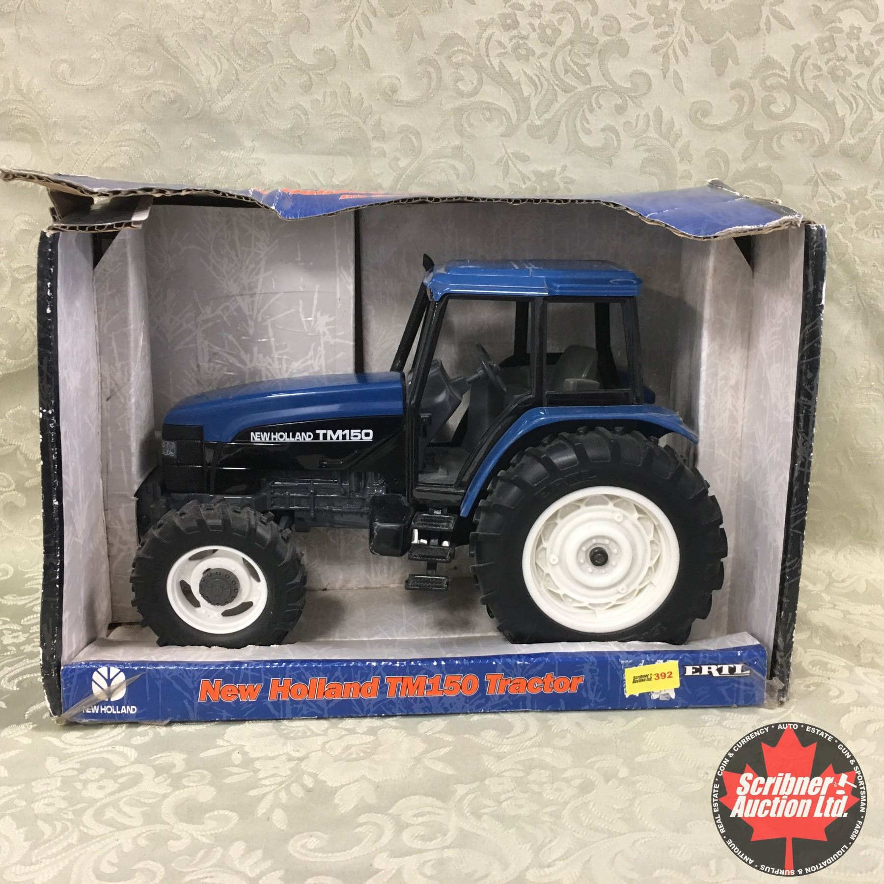 New Holland TM150 (Scale: 1/16)