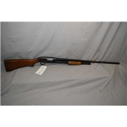 "Winchester Model 12 .16 Ga 2 3/4"" Pump Action Shotgun w/ 30"" bbl [ blued finish, slight wear, few ma"