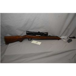 "Winchester Model 100 .284 Win Cal Mag Fed Semi Auto Rifle w/ 22"" bbl [ blued finish, barrel sights,"