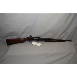 "Remington Model 14 .32 Rem Cal Pump Action Rifle w/ 22"" bbl [ blued finish starting to fade, more in"