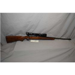 "Winchester Model 70 Pre 64 .270 Win Cal Bolt Action Rifle w/ 24"" bbl [ blued finish starting to fade"