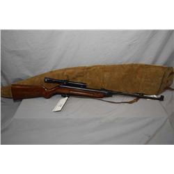 "Weihrauch Model HW 30 .177 Pellet Cal Break Action Spring Loaded Rifle w/ 17"" bbl [ blued finish, ba"