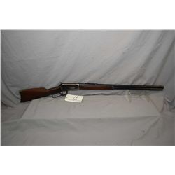 "Winchester Model 1894 .32 - 40 Cal Lever Action Rifle w/ 26"" round barrel full mag [ blued finish st"