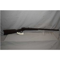 "Winchester Model 1885 Hi Wall .38 WCF Cal Single Shot Falling Block Rifle w/ 28'"" octagon bbl [ mott"