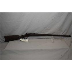 Winchester Model 1885 Hi Wall .38 WCF Cal Single Shot Falling Block Rifle w/ 28'  octagon bbl [ mott