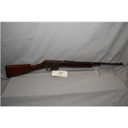 "Winchester Model 1905 .35 SL Cal Mag Fed Semi Auto Rifle w/ 22"" bbl [ fading blue finish turning bro"