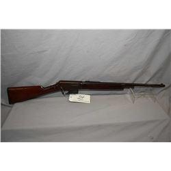 "Winchester Model 1905 .35 SL Cal Mag Fed Semi Auto Rifle w/ 22"" bbl [ fading blue finish turning bro"