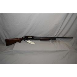 "Winchester Model 12 .12 Ga 2 3/4"" Pump Action Shotgun w/ 30"" bbl [ blued finish starting to fade mor"