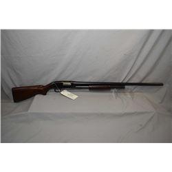 Winchester Model 12 .12 Ga 2 3/4  Pump Action Shotgun w/ 30  bbl [ blued finish starting to fade mor